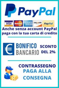 Metodi di pagamento Podostore.it